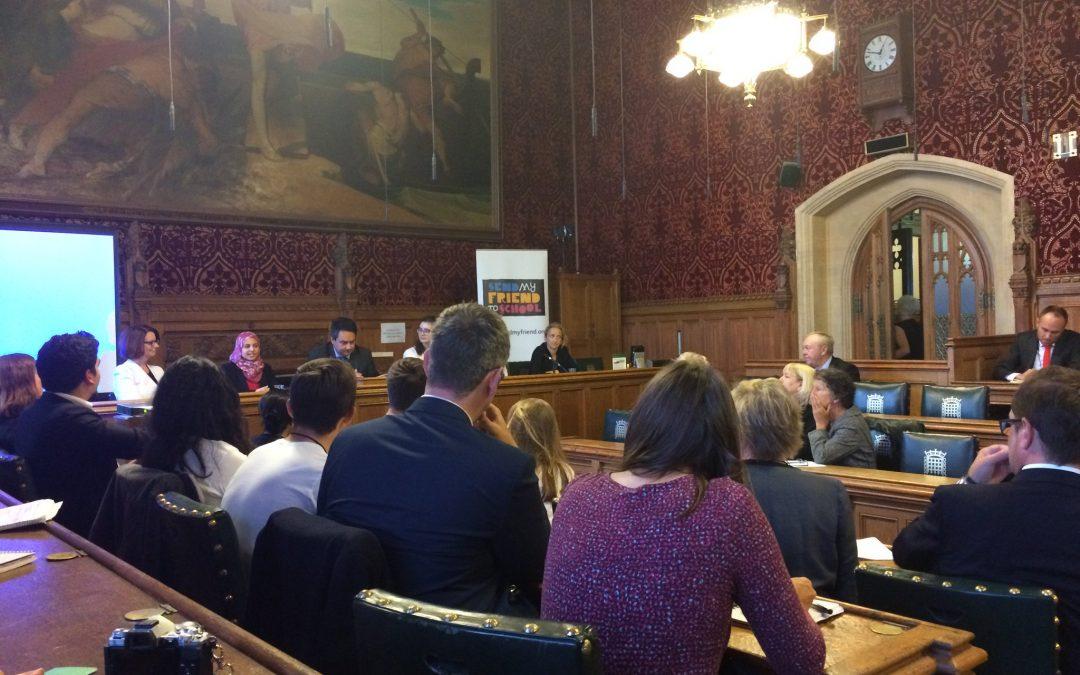 APPG Panel Event with Julia Gillard & Inaugural Meeting