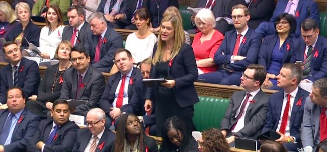 MPs ask about global education in new Secretary of State's first round of questions