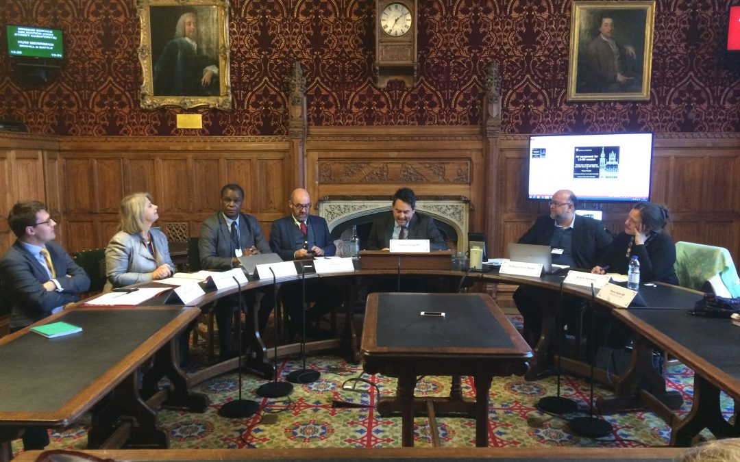 APPG discuss the global teacher crisis